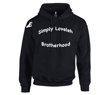 Official Simply Loveleh  Brotherhood Arch Hoodie